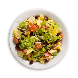 Ensalada Rancherito Vegetariana